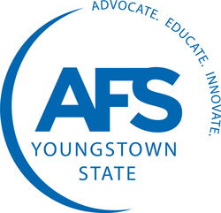 Youngstown State AFS Student Chapter logo